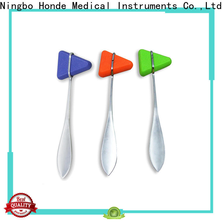 Honde handle clinical hammer factory for first aid