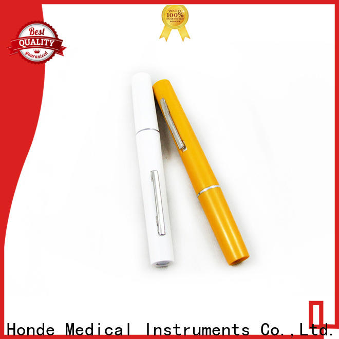 High-quality otoscope and ophthalmoscope set pocket company for home health