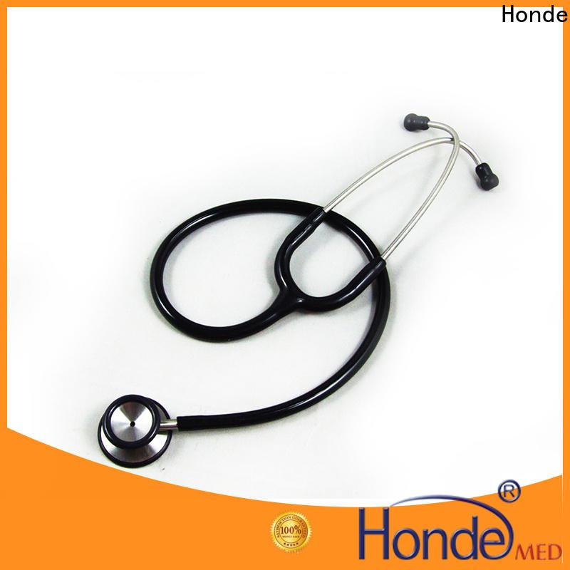 Wholesale nurse stethoscope single manufacturers for laboratory
