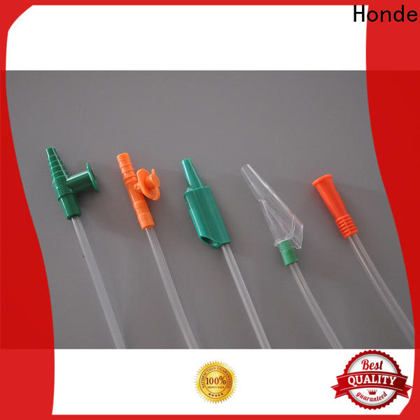Honde suction latex catheter manufacturers for hospital