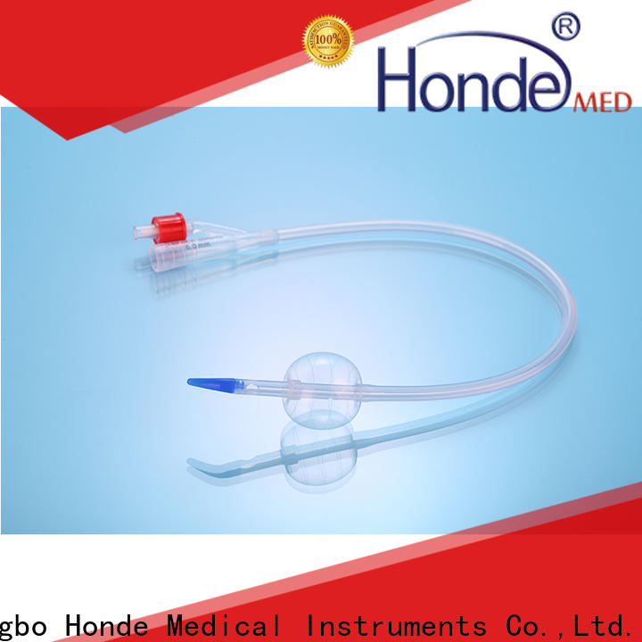 Honde New external catheter factory for clinic