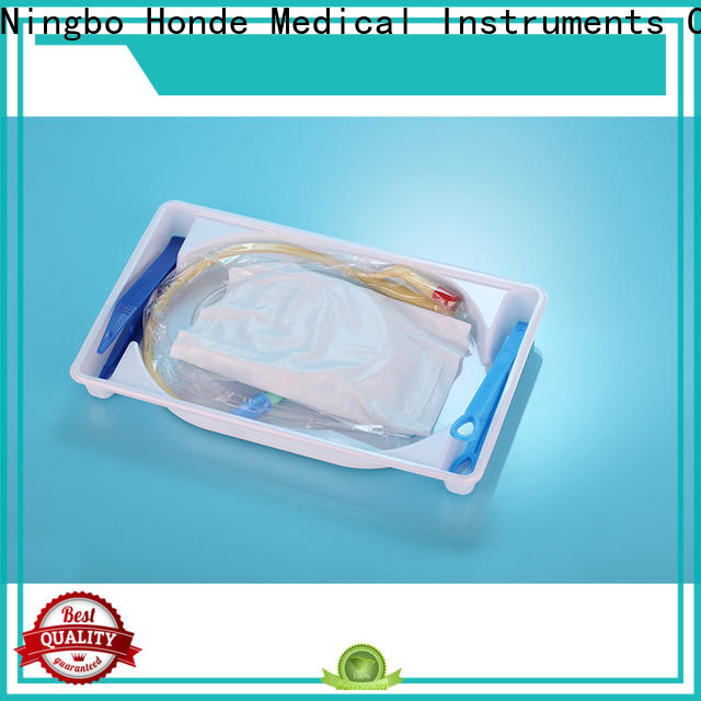 Honde Wholesale oxygen mask with bag factory for laboratory
