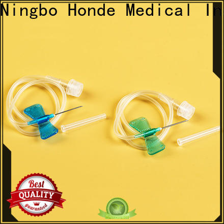 Wholesale disposable infusion set transfusion factory for clinic