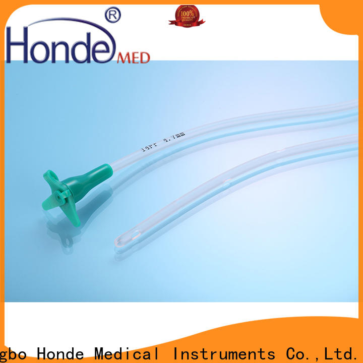 Honde way foley catheter for business for clinic