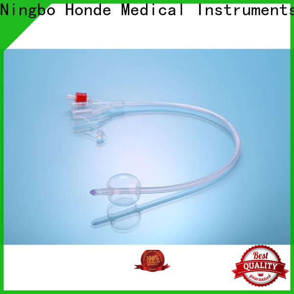 Honde way foley catheter for business for hospital