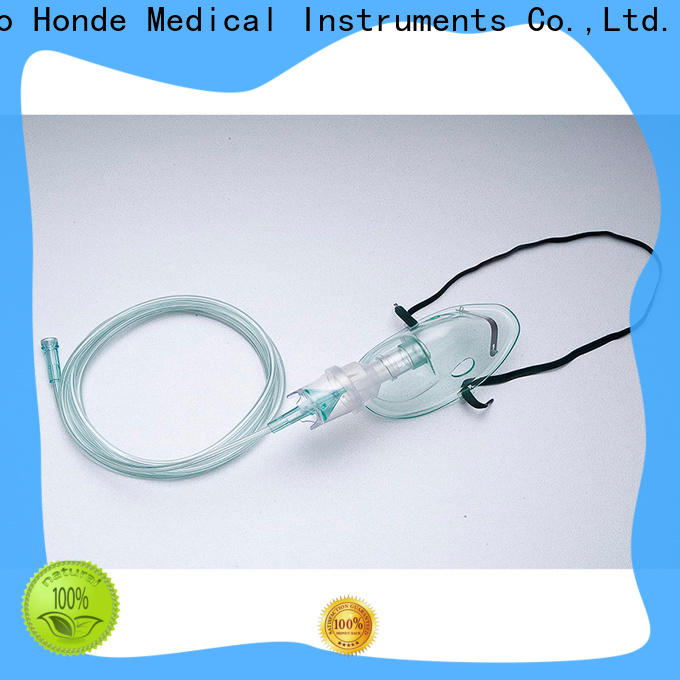 Honde tracheotomy disposable medical equipment for business for hospital