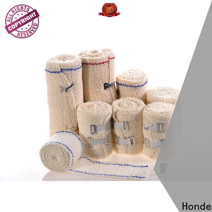 Honde cotton surgical dressing manufacturers for home health