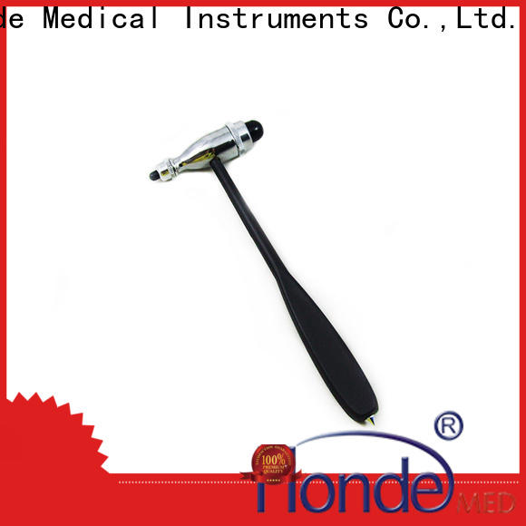 Custom neurological reflex hammer hammer suppliers for home health