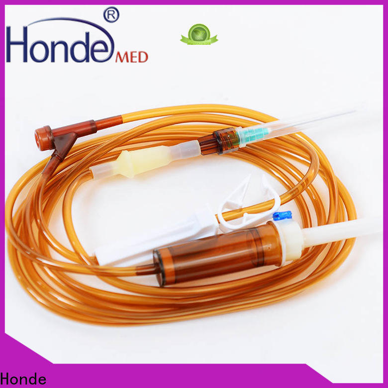 Wholesale hypodermic syringe set factory for home health