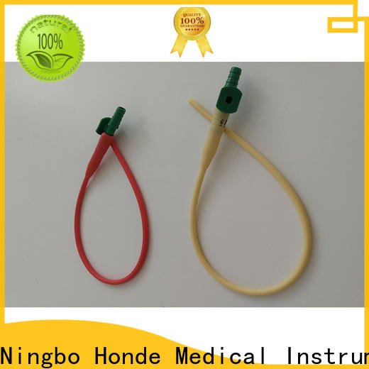 Honde Top medical catheter manufacturers for clinic
