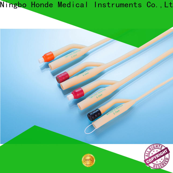Honde all external catheter manufacturers for laboratory
