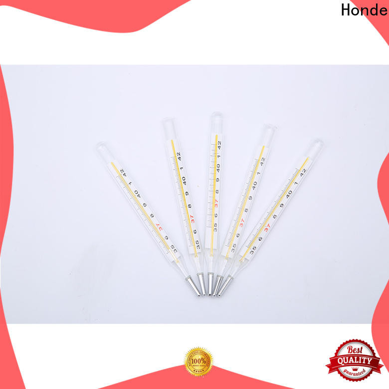 Honde Top medical thermometer suppliers for hospital