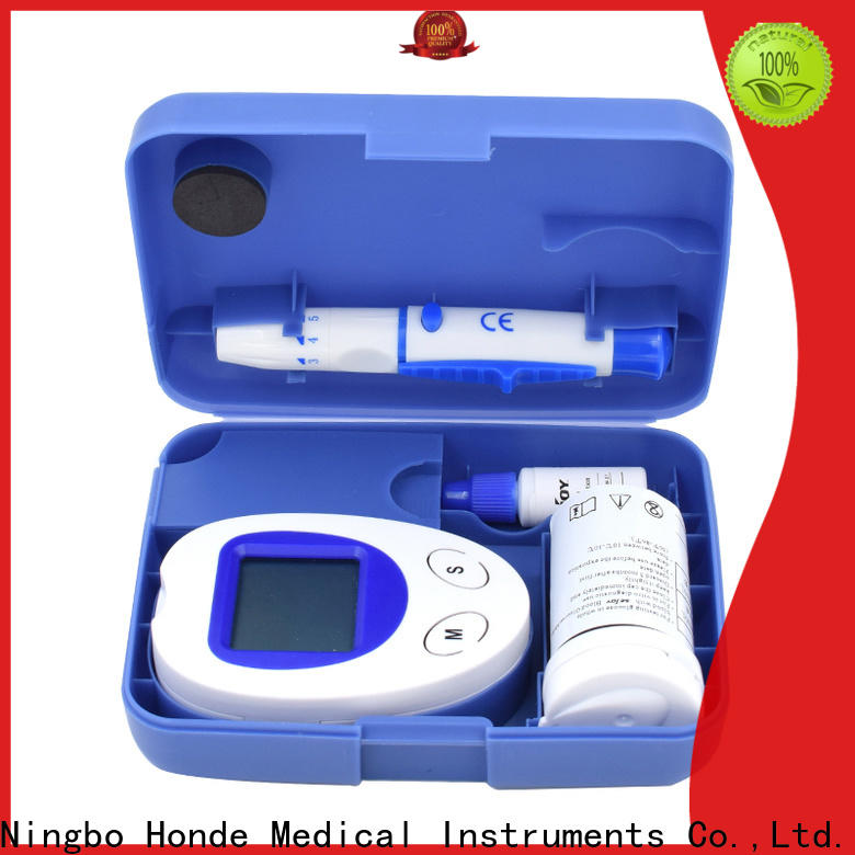 Honde Top otoscope and ophthalmoscope set supply for first aid