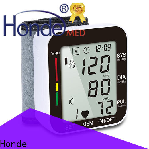 High-quality aneroid sphygmomanometer lcd manufacturers for home health