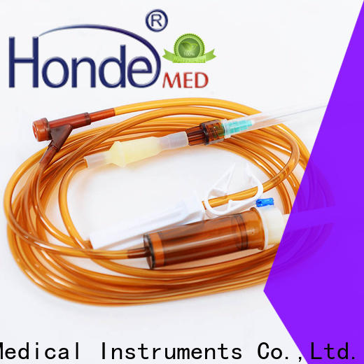 New plastic hypodermic needles way factory for medical office