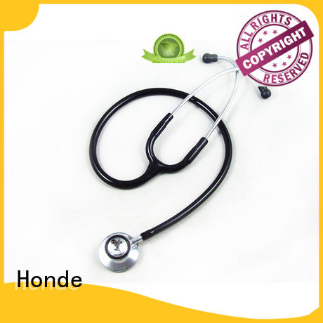 Honde High-quality medical stethoscope factory for home health