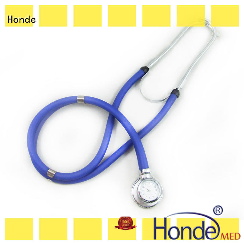 Honde cardiology stethoscope purchase factory for medical office