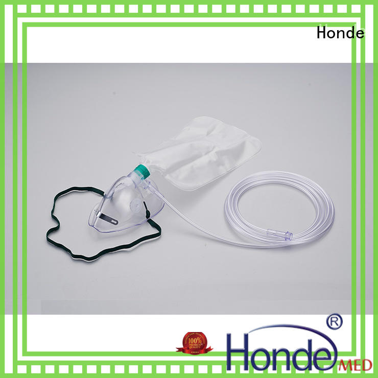 nursing nebulizer mask reservoir supply for hospital