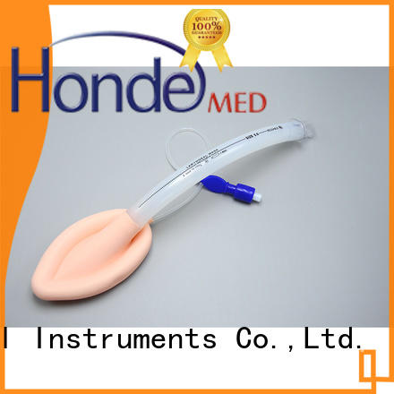 Honde Top laryngo mask for business for clinic