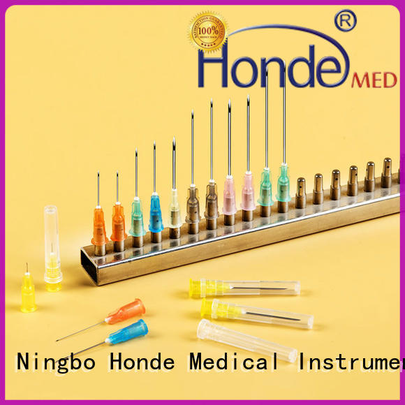 emergency safety hypodermic needle needle supply for first aid