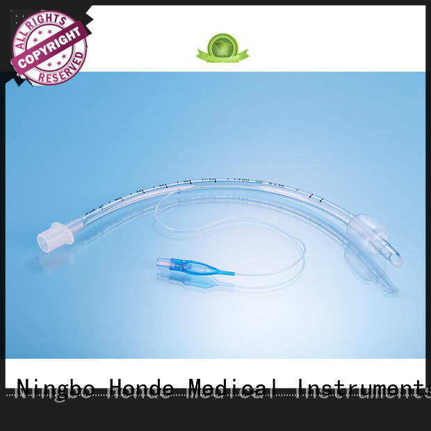 Latest uncuffed endotracheal tube endotracheal company for first aid