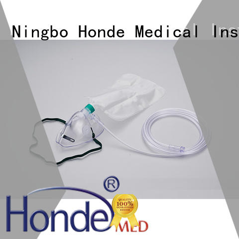 airway disposable oxygen mask tray for first aid Honde