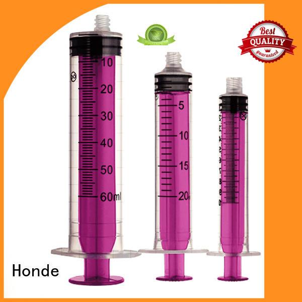 Honde burette hypodermic syringe for business for laboratory