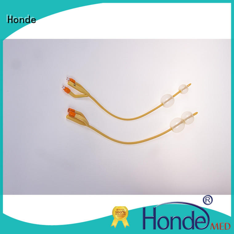 3 Way Latex Foley Catheter HD-DIS024