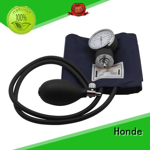 Honde aneroid blood pressure sphygmomanometer for business for first aid