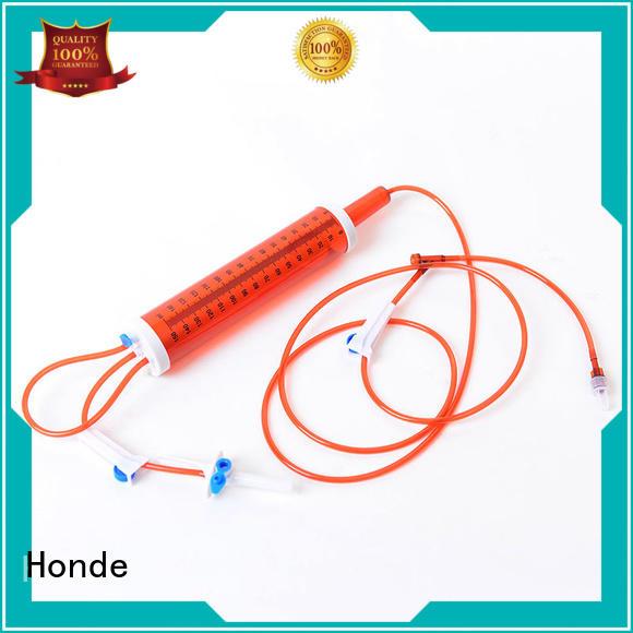 disposable infusion set syringe hospital Honde