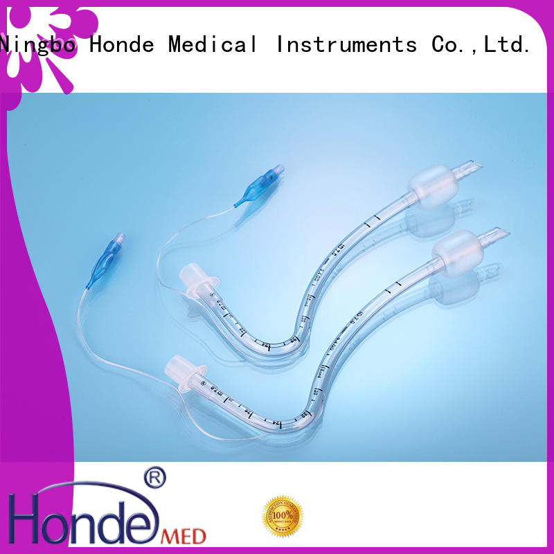 Preformed Endotracheal Tube