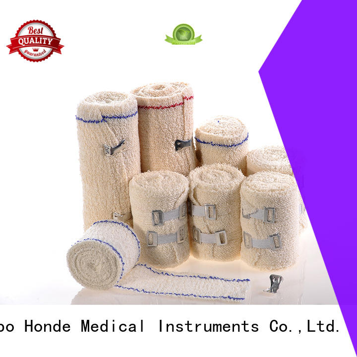Honde wound dressing pads supply for medical office