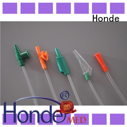 Honde disposable suction catheter for women for hospital