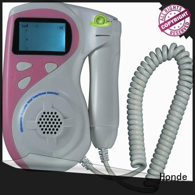 Honde Latest aneroid sphygmomanometer manufacturers for medical office