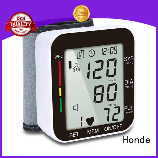 Honde mercury sphygmomanometer manufacturers for home health