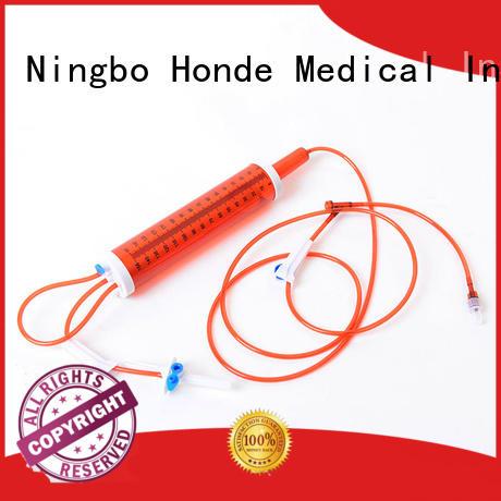Honde blood scalp vein set supply for first aid