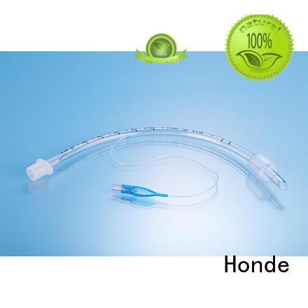 Hot preformed endotracheal tube endotracheal Honde Brand