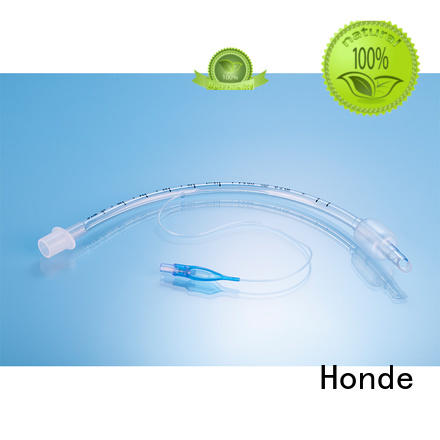 Hot preformed endotracheal tube endotracheal Honde Brand