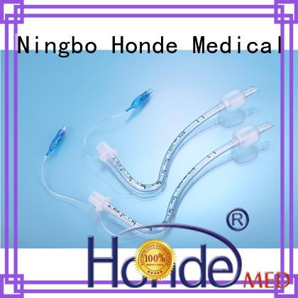 standard endotracheal catheter cuff clinic Honde