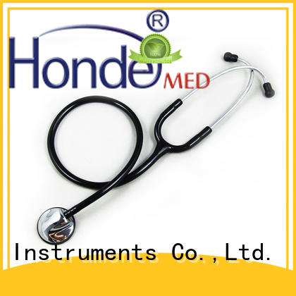 Honde surgical best stethoscope for doctors supply for first aid