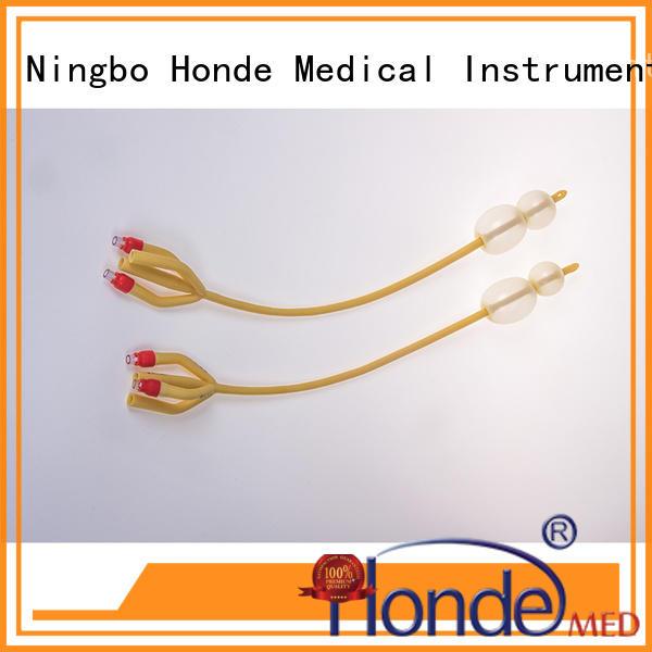 Honde professional medical catheter for women for hospital