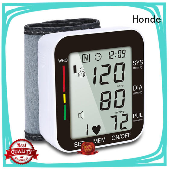 Honde fetal pocket fetal doppler factory for medical office