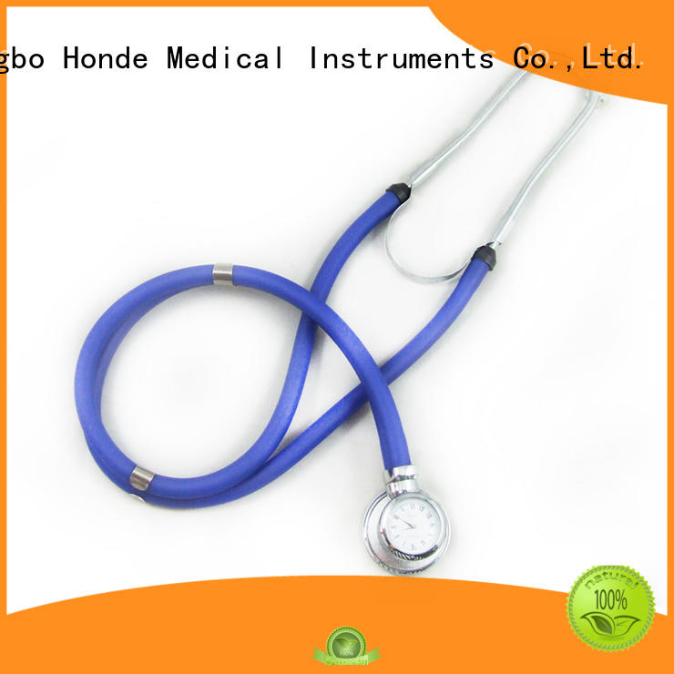 Custom stethoscope horologe factory for hospital