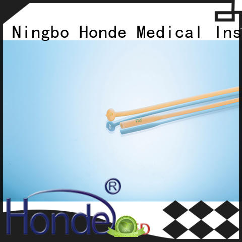 Honde thoracic condom foley catheter for surgery for hospital