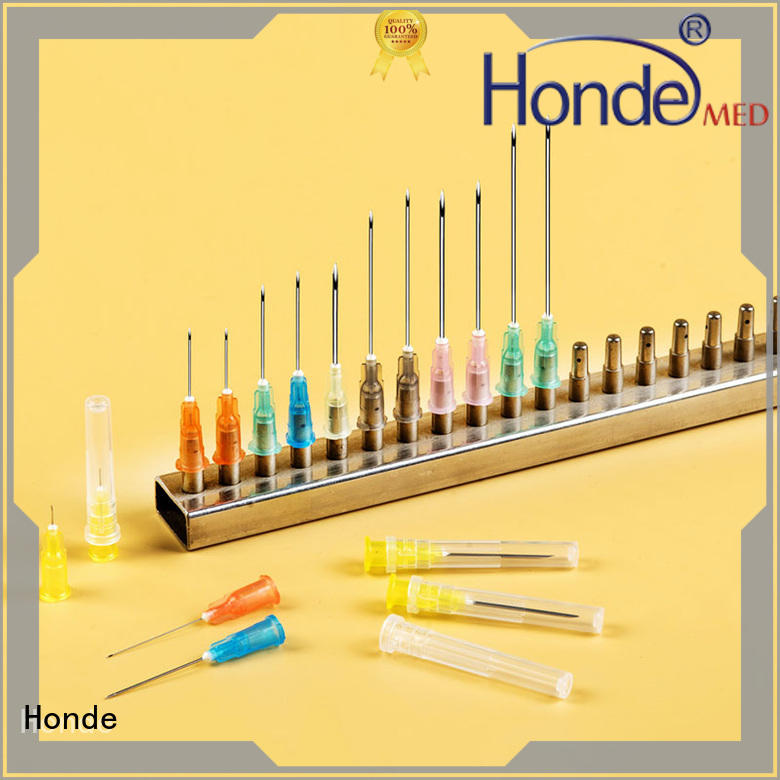 Honde transfusion hypodermic syringe tools for hospital