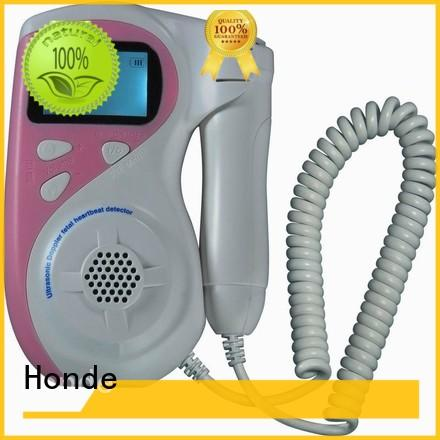 Honde home diagnostic instruments factory for home health
