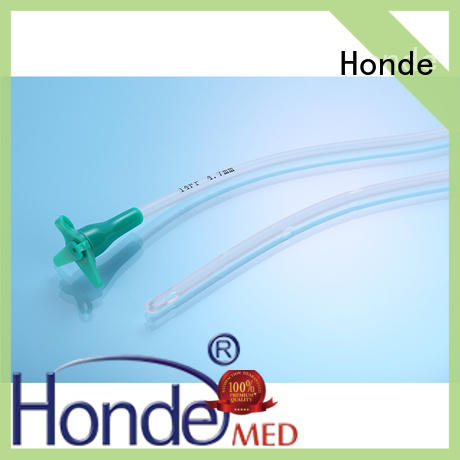 High-quality all silicone foley catheter four suppliers for hospital