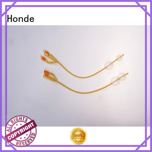 Honde Wholesale urethra catheter company for clinic