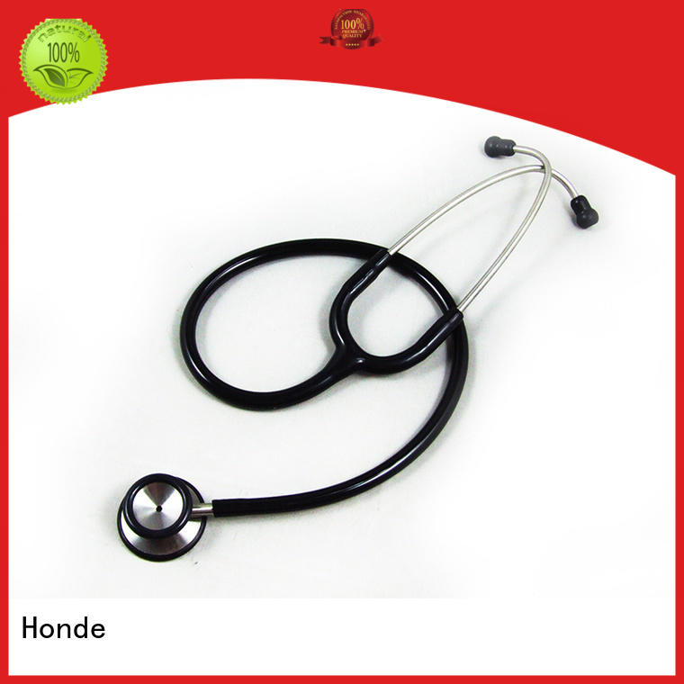 Honde cardiology stethoscope accessories supply for clinic