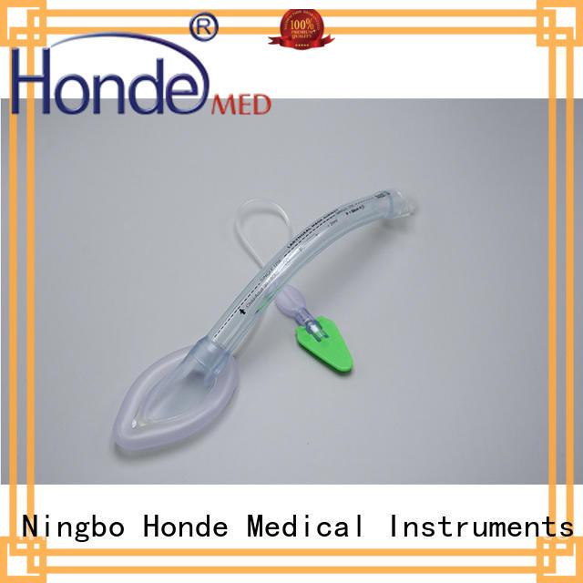 Disposable PVC Laryngeal Mask